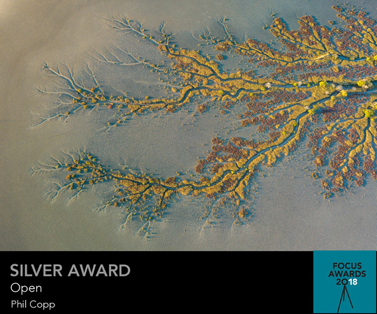 Focus Awards 2018 - Open - Salt Flats aerial L - Silver