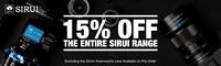 Sirui Website Banner