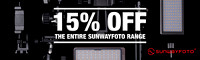 Sunwayfoto Website Banner